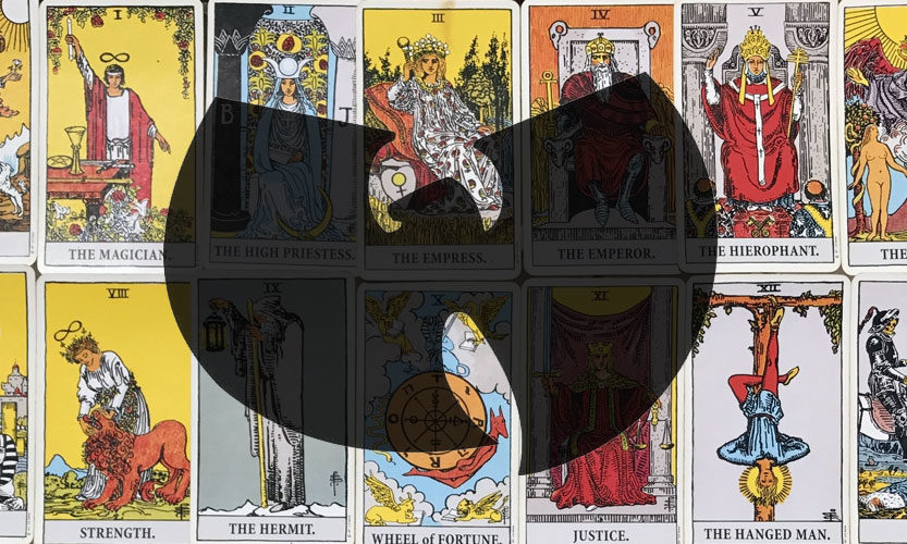 Wu Tang Tarot Cards – The Mad Canvas